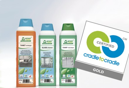 green care wins Gold